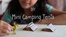 DIY Mini Tents | Crafts for Kids | PBS Parents