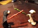 Star Farce (Star Wars, Matrix Parodie Spoof Fake Stop Motion