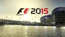 F1 2015, la pub de 30 secondes