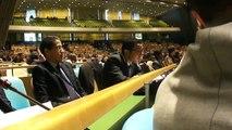 Les jeunes ambassadeurs du Maroc à la simulation de l'O.N.U.