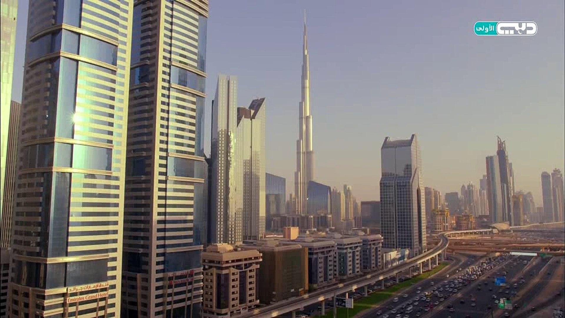 مسلسل دبي لندن دبي - الحلقة 12