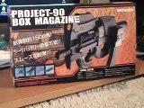 airsoft p90 box mag