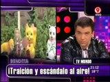 Traicion y escandalo al aire con Laura Bozzo (Bendita TV)