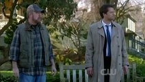 "Supernatural Dean,Sam,Cas & Bobby Scene "" I Think You Hurt His Feelings"" (6x19)"