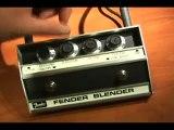 Fender Blender Fuzz Pedal