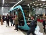 Tramway de Besançon : présentation de la maquette au salon du modélisme
