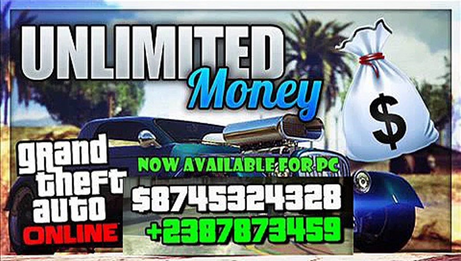 GTA 5 Money Glitch 1.26 *SOLO*