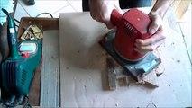 Creare Orologi  Fai da te con gli scarti del legno