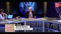 RWW News: Glenn Beck Claims David Barton Has A Ph.D. David Barton Claims He Doesn't