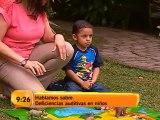 Aprenda c�mo detectar las discapacidades auditivas en los ni�os �