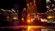 Paul Akister sings Emile Sandé's  Clown (Sing Off)   Live Results Wk 5   The X Factor UK 2014