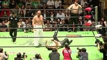 Akitoshi Saito & Shiro Koshinaka vs. Yoshinari Ogawa & Masao Inoue (NOAH)