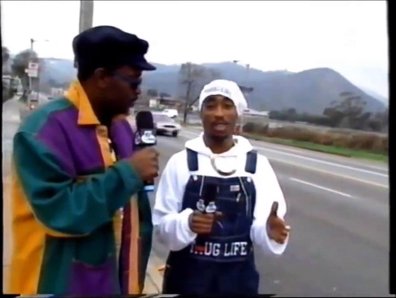 2Pac Yo Mtv Raps Interview - Rare - Tupac
