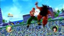 Dragonball Raging Blast 2 - Tien Vs Yamcha - Exhibition Match (Glitch Included)