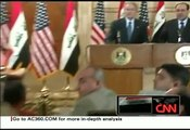 Iraqi Reporter Throws Shoes at George W. Bush: Analysis of What Happened, the Secret Service Response and Iraqi Reactions of the Attack