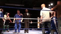 Kenny Lamb kickboxing (PKF north american title fight)