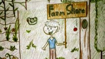 """""""Consumer Owned Food Production"""" - USD Changemaker Challenge 2014"""
