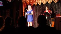 Jen Bechter sings a Happy Tune from Disenchanted the musical
