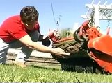 Lawn care:  Mowing low means more maintenance