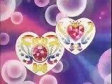 Sailor Chibi Moon, Tranformations and Attacks