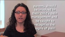 Non-pharmacological Pain Management Strategies by Catherine Dowling, RN for OPENPediatrics
