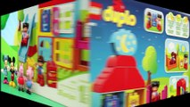 LEGO DUPLO Park My First Playhouse Mickey Mouse Minnie Mouse Peppa Pig George Toys DisneyCarToys