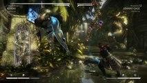 Mortal Kombat X gordo geek gamer versus ricardo gamer. só zueira