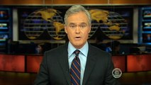 CBS Evening News with Scott Pelley - Ex-Mossad chief: Don't attack Iran now