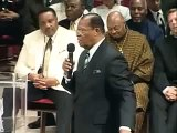 """""""Muslims ... poisoned with white supremacy...""""- Minister Farrakhan"""