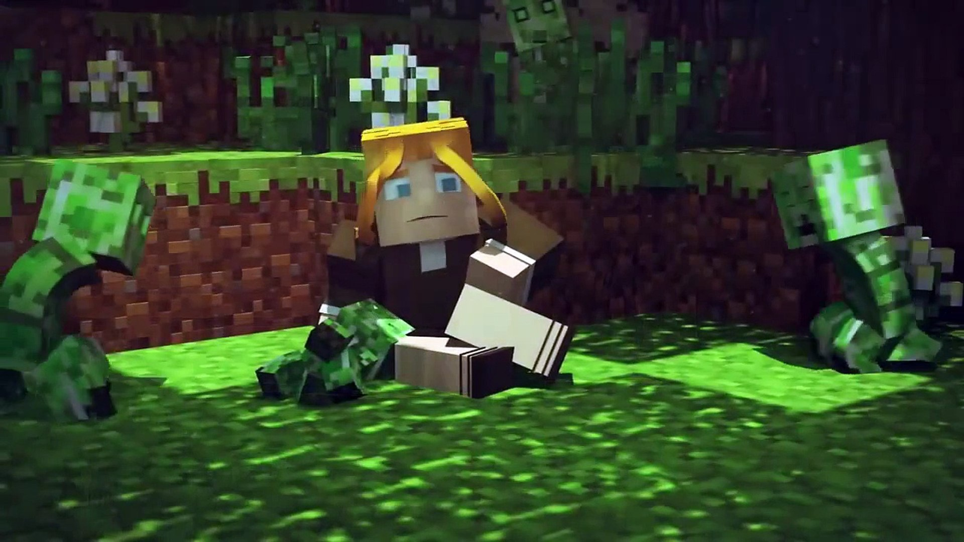 Top 10 Minecraft Song Animation Parody - Minecraft Songs Animations Parodies June 2015