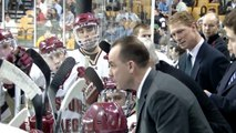 2011 Boston College Men's Ice Hockey: Highlights from Hockey East at the Garden