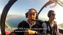 CARNETS DE VOL en Provence Alpes Côte d'Azur dimanche 14 avril France 3 10h45