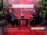 ENFOQUE CORPORATIVO EN TELEVISIÓN Lic. Angel Morales