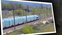 Fastest Train TGV Ouigo 720p
