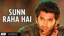 Sunn Raha Hai Na Tu Full HD Video Song Aashiqui 2 Aditya Roy Kapur, Shraddha Kapoor   Latest Bollywood Songs 2015