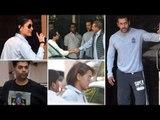 Bollywood celebs meet Salman Khan after VERDICT | Aamir Khan, Kareena Kapoor & More!