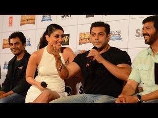 Bajrangi Bhaijaan Official TRAILER LAUNCH | Salman Khan, Kareena Kapoor Khan, Nawazuddin Siddiqiue