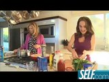 Giada de Laurentiis on How To Cook - Behind the Scenes of SELF Cover Shoots!
