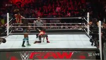 Naomi & Tamina vs. The Bella Twins WWE Raw SmackDown June 22, 2015 On Fantastic Videos