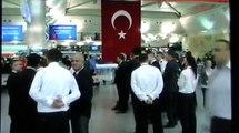 Atatürk Havalimanı'nda 09.05