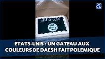 Etats-Unis : Un gâteau aux couleurs de Daesh fait polémique