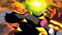Pokemon XY The Strongest Mega Evolution Act III Alan Mega Charizard X VS Groudon Mega & Kyogre mega