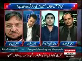 Why MQM is not denying Tariq Mir statement - Anchor Imran Khan -- Watch stupid reply of MQM representative