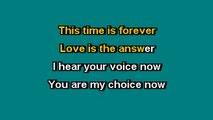 Karaoke Box - I Just Can't Stop Lovin' You (In The Style Of / Al Estilo De :Michael Jackson)