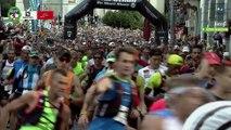 Marathon - Plateau 1 - Départ - Chamonix Marathon du Mont-Blanc 2015