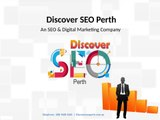 Discover SEO Perth - Digital Marketing Agency   SEO Company Perth
