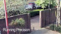 Behind the Jump : Running Precision | Parkour Generations