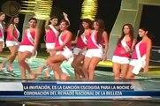 Enlace Televisión presente en el Concurso Nacional de la Belleza 2012 desde Cartagena
