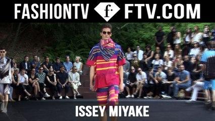 Issey Miyake Spring/Summer 2016 | Paris Men's Fashion Week | FashionTV