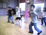 UNK - (Lil Kids) Walk It Out - FUNKMODE Kids' Hip Hop Dance Class - May 2008 - Southern Crunk